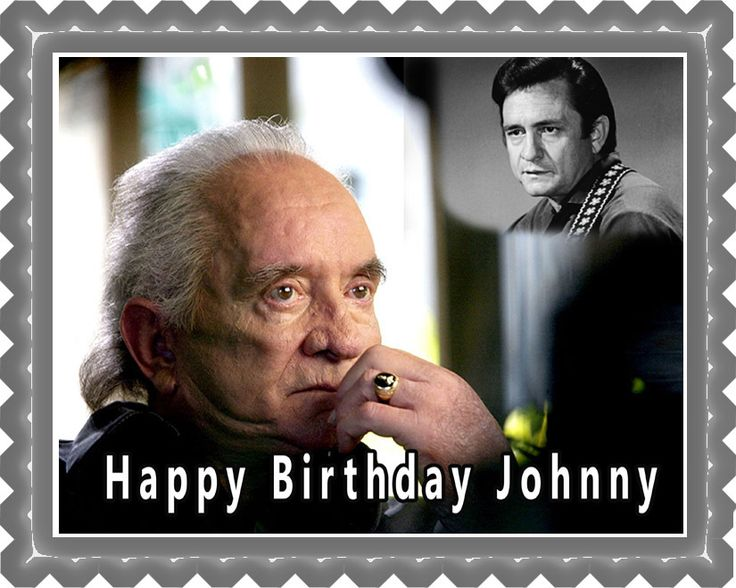 Does your birthday boy admire Johnny Cash? Does his love for music and art is inspired by him? Let him feel more touched, by adding his picture on the birthday cake. Put a Johnny Cash 1 edible cake topper to pay a tribute to the most influential musician of 20th century.  http://www.ecakeimage.com/johnny-cash-1-edible-birthday-cake-topper-or-cupcake-topper-decor/
