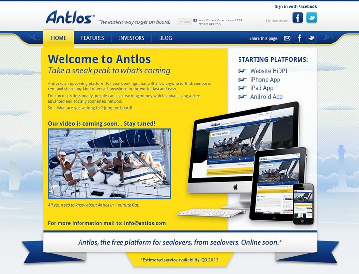 Antlos Showcase Project  www.antlos.com