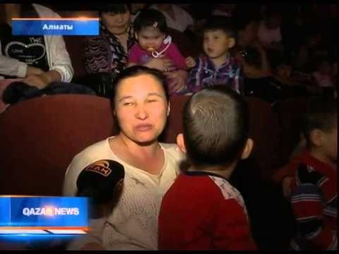 Tantv.kz - «Көктем Буффонадасы» Алматы циркінде
