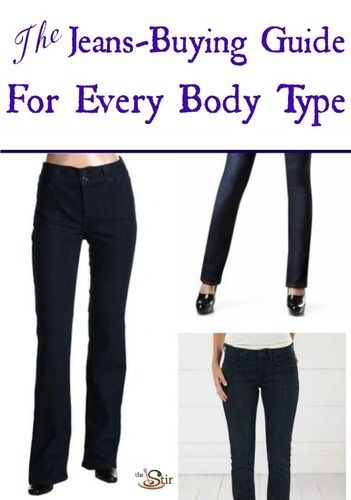 Perfect Jeans: The Ultimate Buying Guide (by Body Type ...