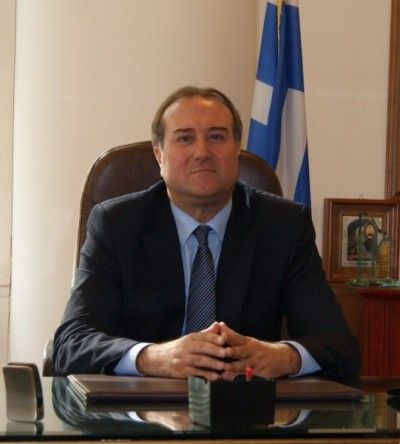 Dr. Christos Pallis, President Greek National Tourism Organization