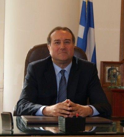 Dr. Christos Pallis, President Greek National Tourism Organization