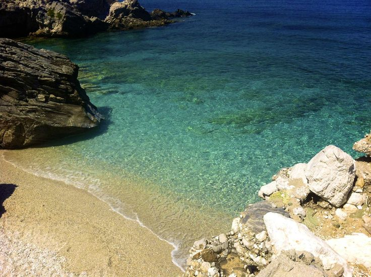 Secret Beach - Pelion - Greece