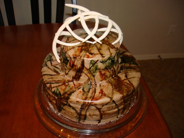 Hunting Cake Decor : hunting fishing cake decorating ideas Cake Chic: hunting ...