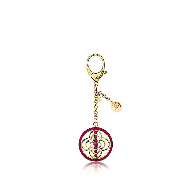 Whirly Flower Bag Charm - Accessories   LOUIS VUITTON