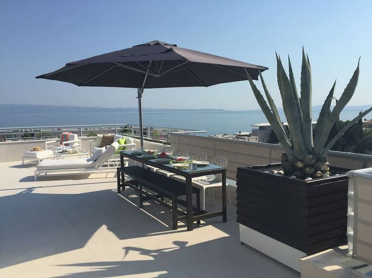 Check out this awesome listing on Airbnb: Amazing penthouse N&D - Apartments for Rent in Split