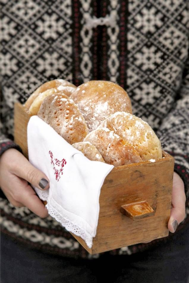 Farmors godaste tekakor är ett måste till jul, njut dem tillsammans med julskinka eller cheddarost.