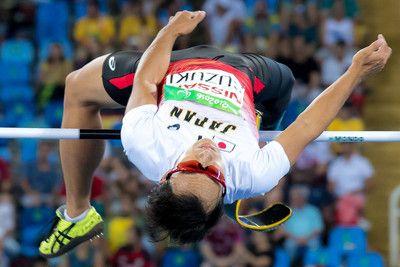 走り高跳びの鈴木、悲願のメダル獲得ならず リオパラリンピックで4位入賞 #リオ五輪 #パラリンピック