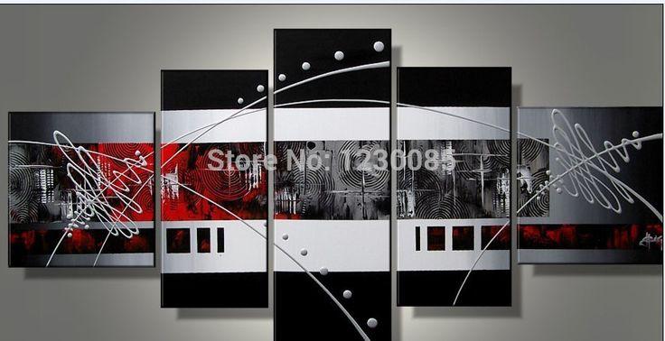 Дешевое 2015 горячий новый большой оригинальные картины маслом стены искусства современного абстрактного декора холст ( без рамки ) C208 *   *, Купить Качество Рисование и каллиграфия непосредственно из китайских фирмах-поставщиках:    Нет обрамлении         Проект включает в себя номер для отслеживания           Размер:  16x16 = 2 P 14x30