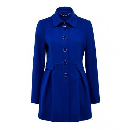 Cobalt Coat from @Forever New  @Westfield New Zealand #colourfulcoat #winter