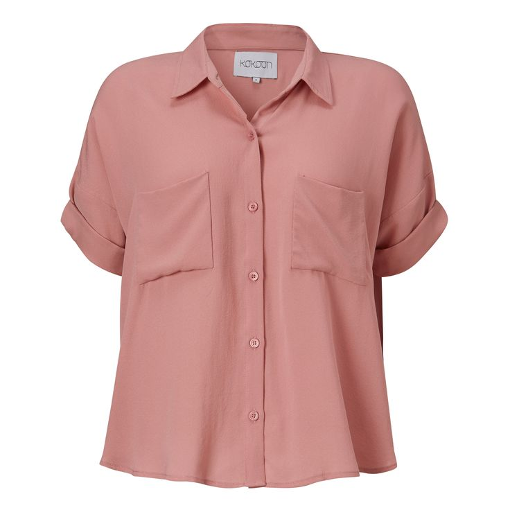 Moby shirt - rose