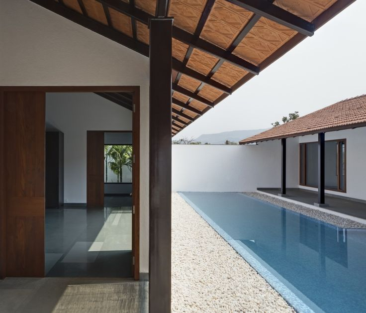 Two Bay House By RMA Architects Alibag India