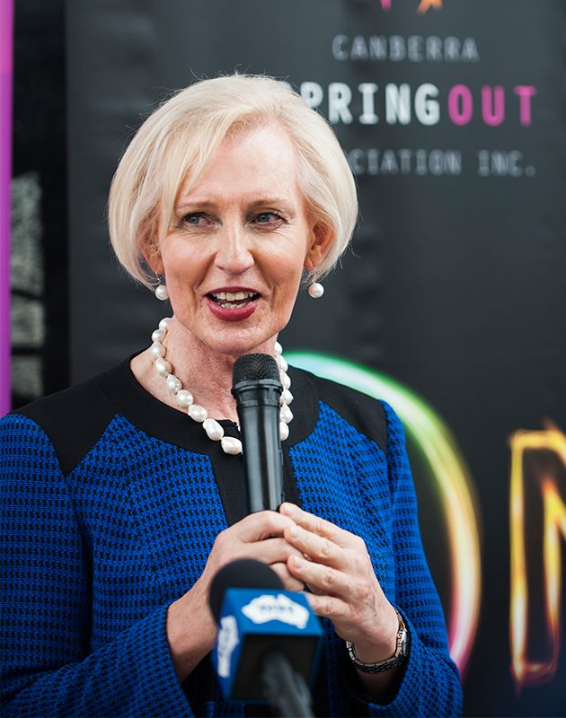 Cate McGregor is a Woman of the Year finalist.  Group Captain Cate McGregor is the highest ranking transgender individual in the Australian defence force. Previously a speechwriter and strategic adviser to the Chief of Army, David Morrison, she now works in the Royal Australian Air Force. Since coming out in 2012, she has used her experience as a woman to shed light on sexism in male-dominated fields such as the army. She is also an author, cricket commentator and columnist for the Fin…