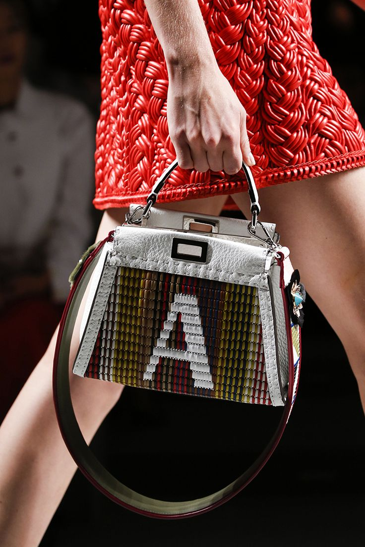 Fendi spring summer 2015 runway bag collection spotted fashion - Fendi Spring Summer 2016 Runway Bag Collection