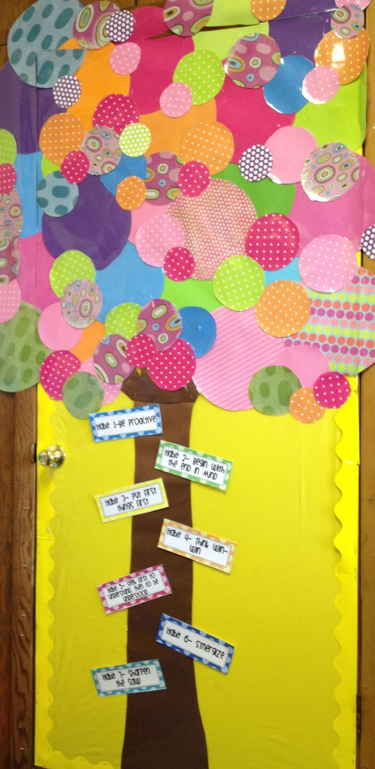 Best 25 7 habits tree ideas on pinterest covey habits for 7 habits decorations