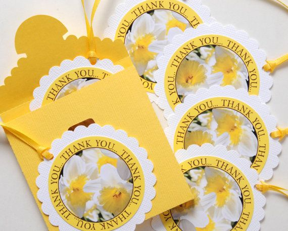 Hey, I found this really awesome Etsy listing at https://www.etsy.com/listing/101641595/yellow-daffodil-photo-thank-you-gift-tag