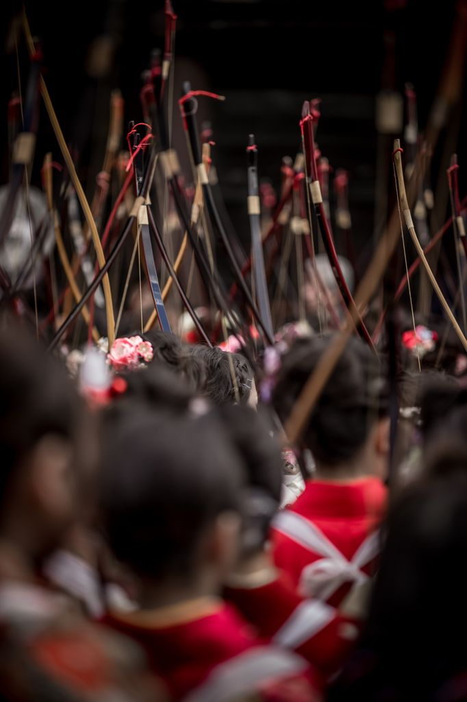 大的大会(Japanese Long-range archery) KYOTO,JAPAN