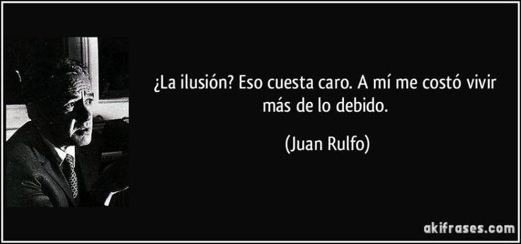 Juan Rulfo.- www.akifrases.com