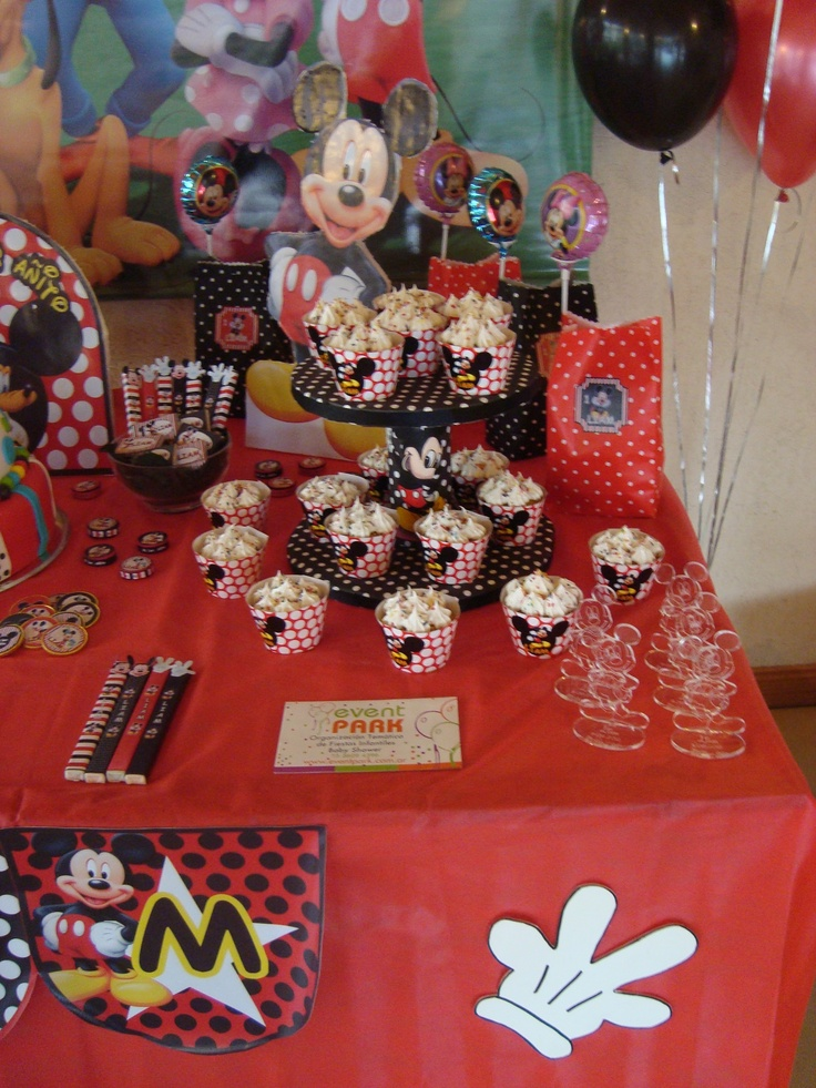 Cupcakes tematicos