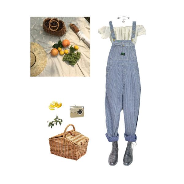 Calling All My Lovelies by jaxdm on Polyvore featuring ASOS and Picnic Time