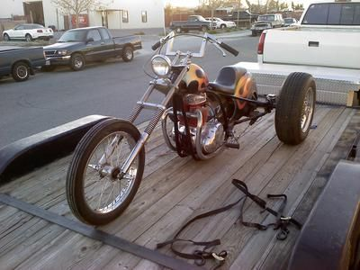 The 1971 BSA Custom Trike Motorcycle for Sale is a custom 1971 650 BSA trike with RAT ROD styling! Description from gogocycles.com. I searched for this on bing.com/images