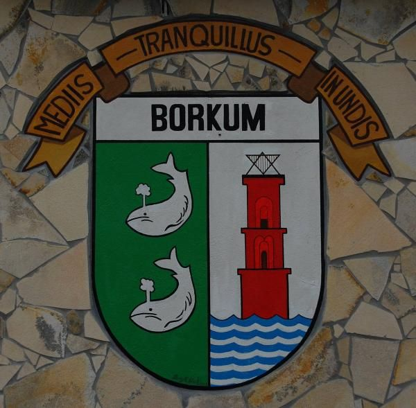 Borkum: Borkumer Wappen
