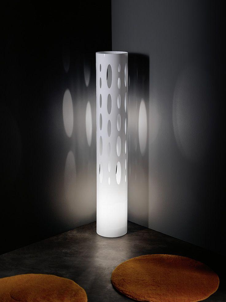 Floor luminaire GERONO