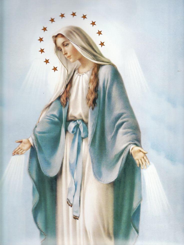 27 de noviembre: festividad de Nuestra Señora de la Medalla Milagrosa. - Rosario ProVida