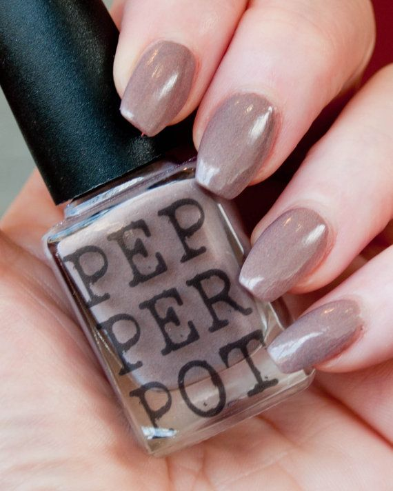 Indie Nail Polish 5 Free Nail Polish Grey Polish Light Purple Polish Cats Pajamas Bath Beauty Pepper Pot Polish Gift Under 10 Gift For Her