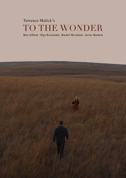 Must See Movie:  To The Wonder