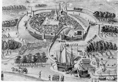 1572 beleg van Goes