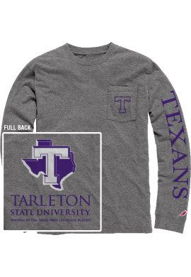 Product: Tarleton State University Texans Long Sleeve T-Shirt