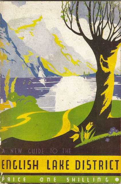 Guide to the English Lake District, c1936