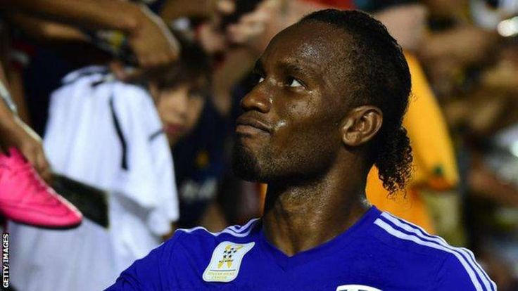Former Chelsea striker Didier Drogba has been fined for refusing to play for Montreal Impact last weekend.