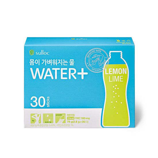Lemon-lime flavored refreshing water supplement. Made with green tea catechin, an antioxidant. Recommended before, during, and after exercises.