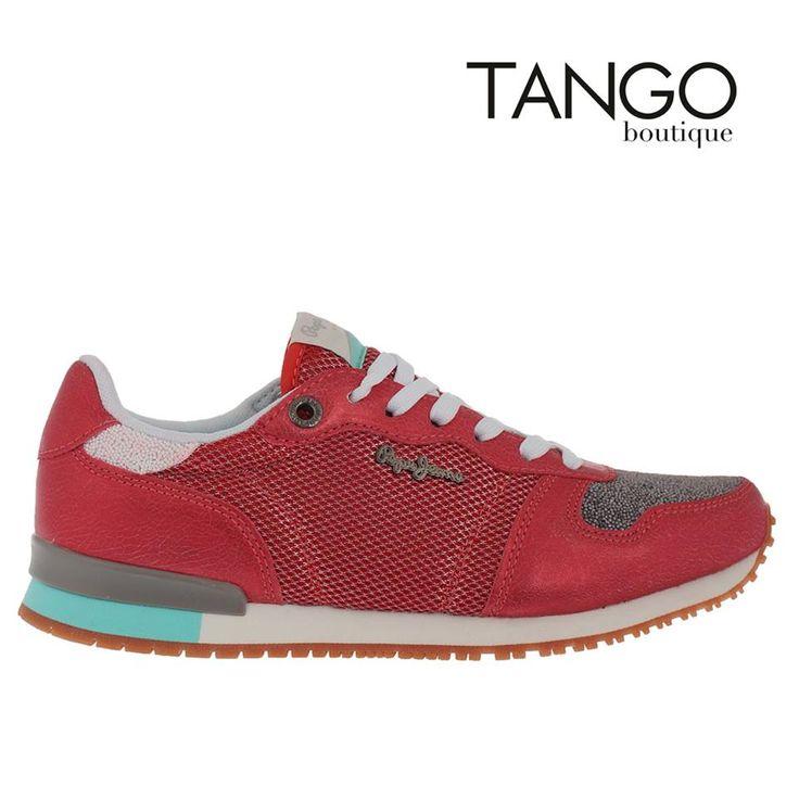 Sneaker Pepe Jeans PLS30509 Κωδικός Προϊόντος: PLS30509  Για την τιμή και τα διαθέσιμα νούμερα πατήστε εδώ -> http://www.tangoboutique.gr/.../sneaker-pepe-jeans-pls30509  Δωρεάν αποστολή - αντικαταβολή & αλλαγή!! Τηλ. παραγγελίες 2161005000