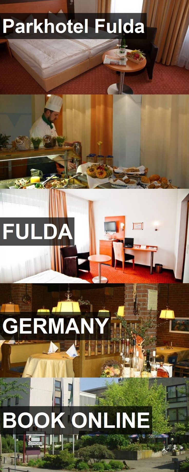 Parkhotel Fulda in Fulda, Germany. For more information, photos, reviews and best prices please follow the link. #Germany #Fulda #travel #vacation #hotel
