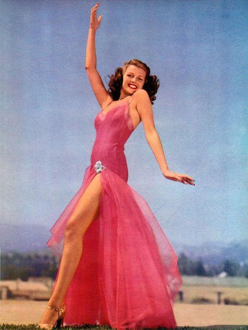 Rita Hayworth 1953