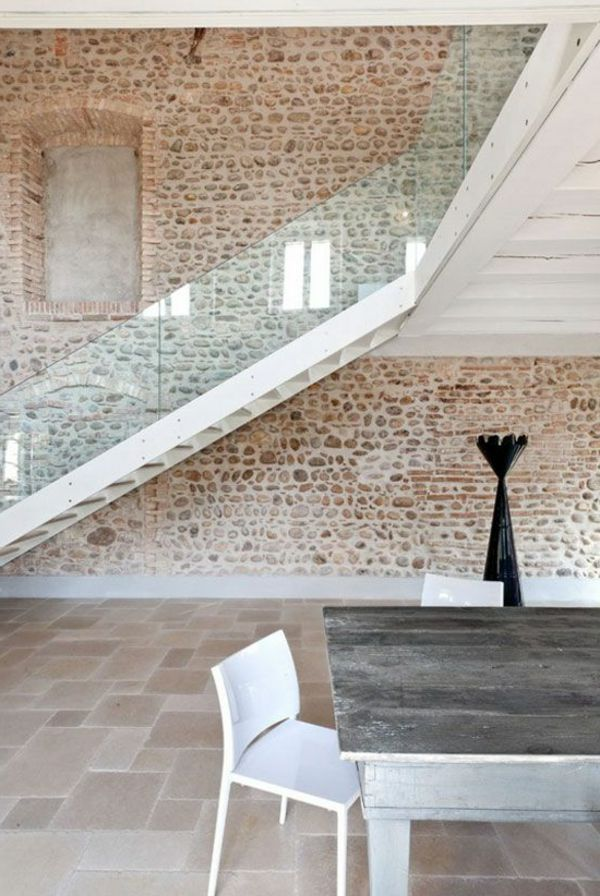 les 25 meilleures id es de la cat gorie garde corps verre sur pinterest rampe d 39 escalier en. Black Bedroom Furniture Sets. Home Design Ideas