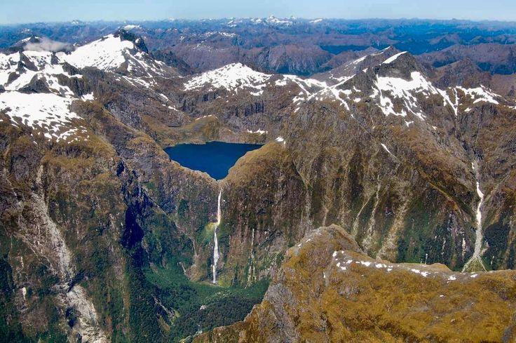 Sutherland Falls (Nowa Zelandia)