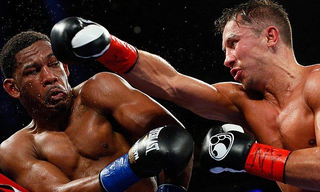 Boxing news, fight schedule and results | Daily Mail Online