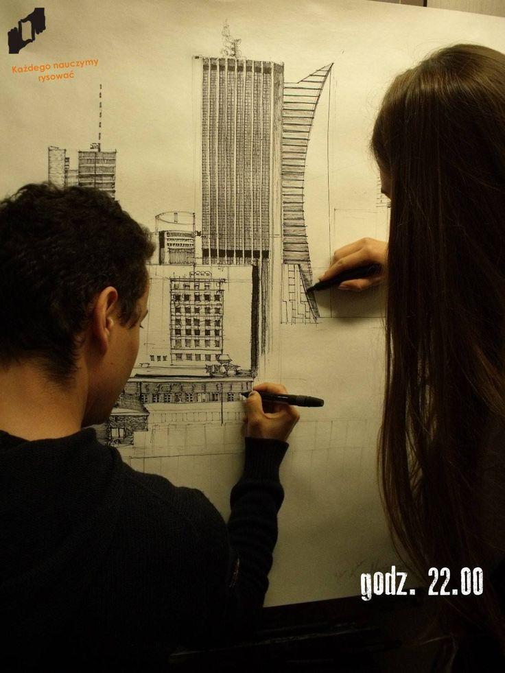 22 A my wciąż rysujemy ;)