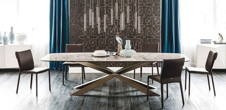 Cattelan Italia Spyder Keramik table by Philip Jackson