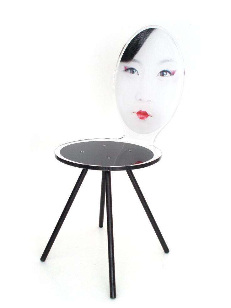 Asian Chair - Madame YU