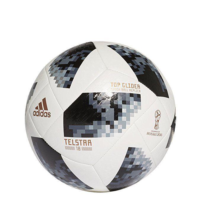 FIFA World Cup Glider Ball White Black Silver Metallic 7d93f9c6d3e7f