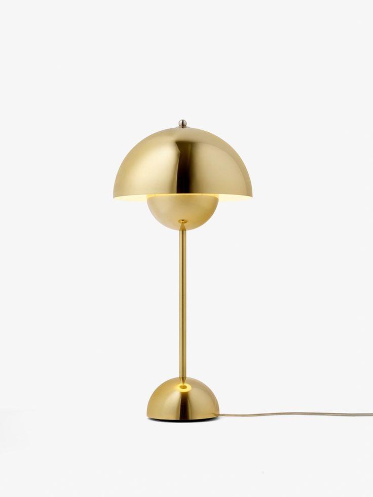 Ideal Der Klassiker unter den Tischleuchten Flowerpot von utradition Lampen u Leuchten online kaufen DesignOrt Onlineshop Berlin