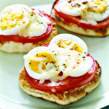 Learn how to make English-Muffin Egg Pizzas. MyRecipes has 70,000+ tested recipes and videos to help you be a better cook
