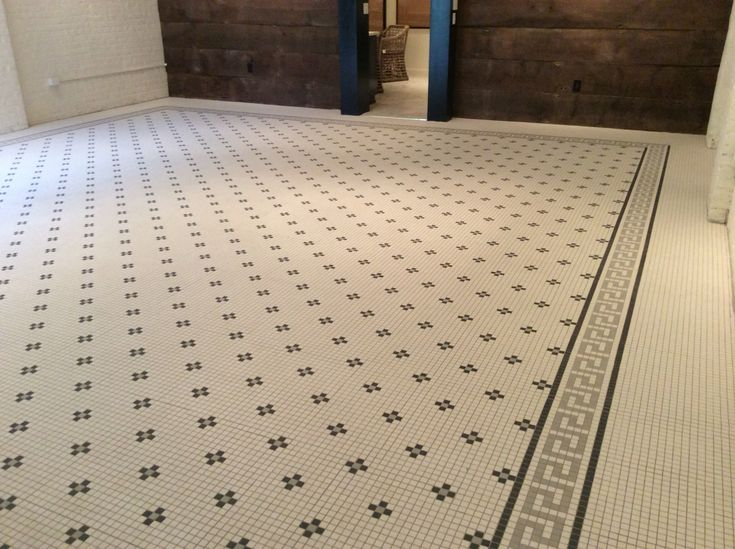 Daltile Keystone Mosaics  Greek key pattern  Daltile in 2019  Style tile Tiles Hallway