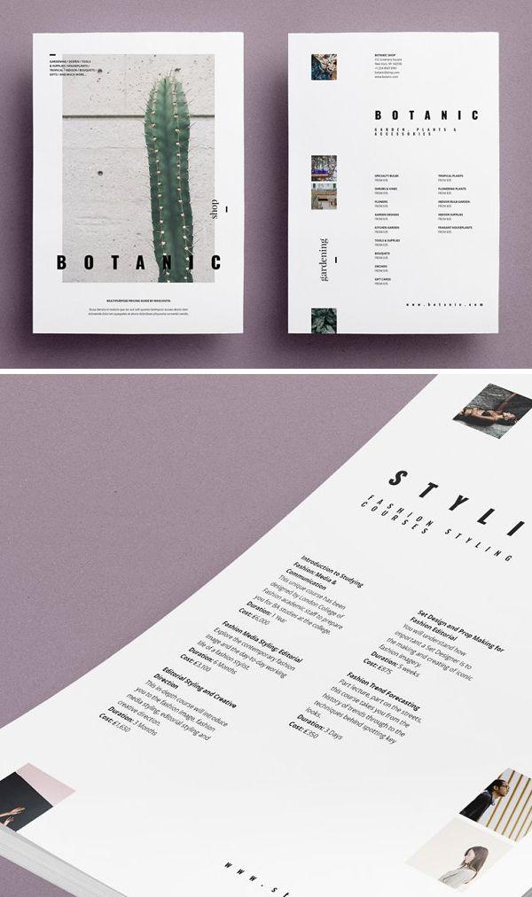 Plantillas de folletos: 25 plantillas de folletos de negocios corporativos   – flyer template