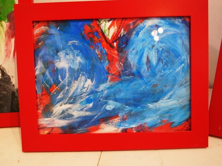 ネイロノイロ〜ミュージシャンの描く絵画展 2012    その2